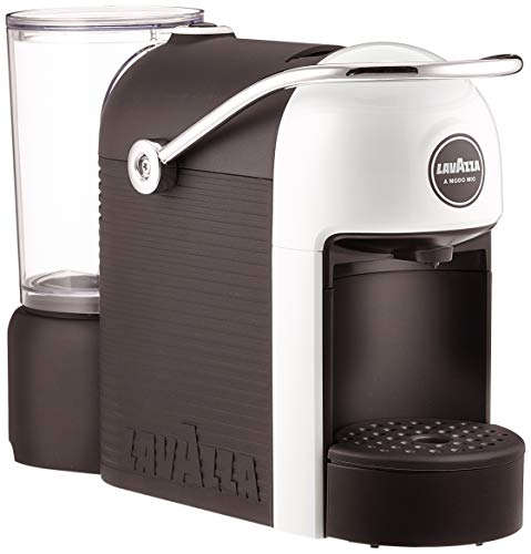 Lavazza A Modo Mio Jolie Kapsel-Kaffeemaschine, weiß