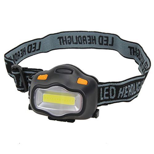 Impermeabile Ultra Luminoso 12 LED Lampada Frontale Torcia Lampada Frontale Faro 3 modalità per Campeggio all'aperto Escursionismo Ciclismo Corsa Camminata