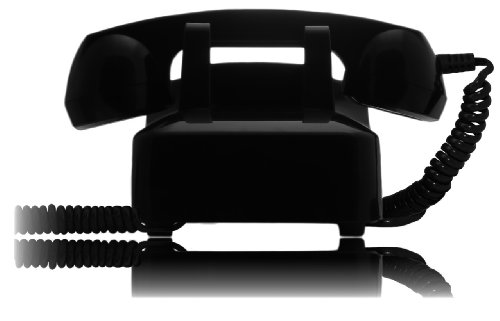 Retro Style Telefon - 3