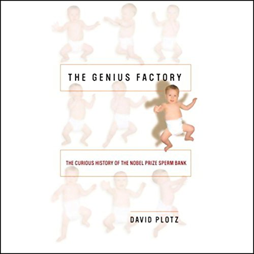 The Genius Factory cover art