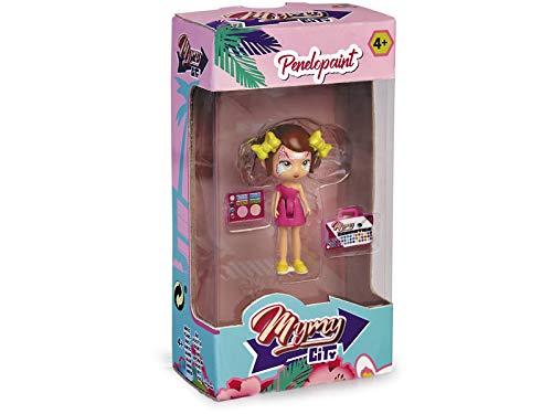 Famosa Figura Mimy City Serie 2 Penelopaint 700015593