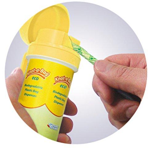 スマートスタートノット・ア・バッグeco消臭袋いろんな長さが作れるおむつ消臭袋本体+リフィール