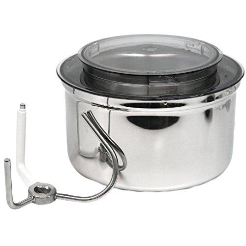 Stainless Steel Bowl Fits Bosch Universal, & Universal Plus Kitchen Machine