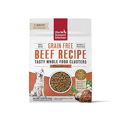 The Honest Kitchen Grain Free Whole Food Clusters...