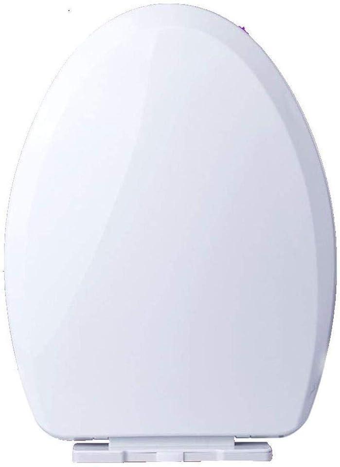 キャリア地殻プレゼントIAIZI 便座ユニバーサル便座ビッグV/Uドロップミュート抗菌簡単?49 * 35?36センチメートル、ホワイト、41?49 * 35?36センチメートルアダルト、白-41のためにトップマウントされたトイレのふたをインストールするにはシェイプ