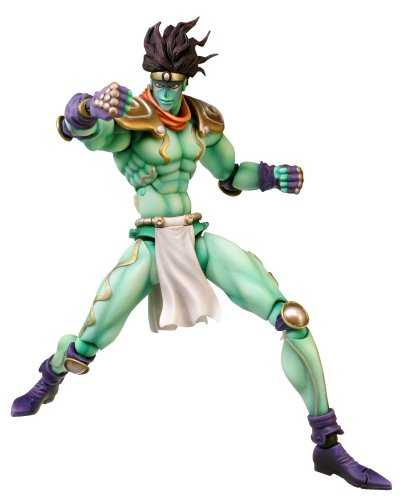 Medicos JoJo's Bizarre Adventure: Part 3--Stardust Crusaders: Star Platinum Super Action Statue