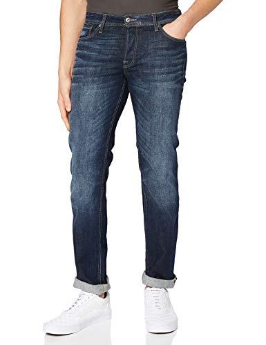 JACK & JONES Male Regular fit Jeans Clark ORIGINAL JOS 318 3034Blue Denim