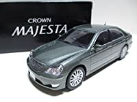 1/30 トヨタ クラウンマジェスタ 180系 カラーサンプル 非売品 ミニカー オリーブマイカメタリック