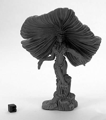 Pechetruite 1 x FUNGAL QUEEN - Reaper Bones miniature role playing and war game - 44050