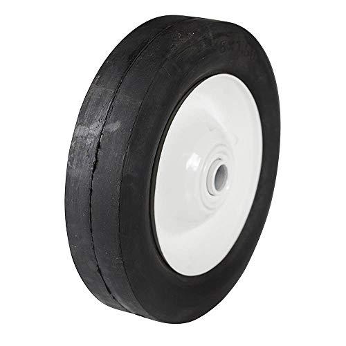 Stens 205-153 Lawn-Boy 678636 Steel Ball Bearing Wheel,Black