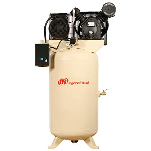 - Ingersoll Rand Type-30 Reciprocating Air Compressor - 5 HP,...