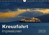 Kreuzfahrt Impressionen (Wandkalender 2022 DIN A4 quer): 13 exklusive Momente rund um das Thema Kreuzfahrt (Monatskalender, 14 Seiten )