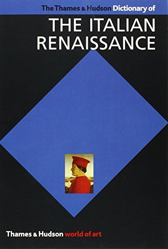The Thames & Hudson Dictionary of the Italian Renaissance by J. R. Hale (1983-06-13)