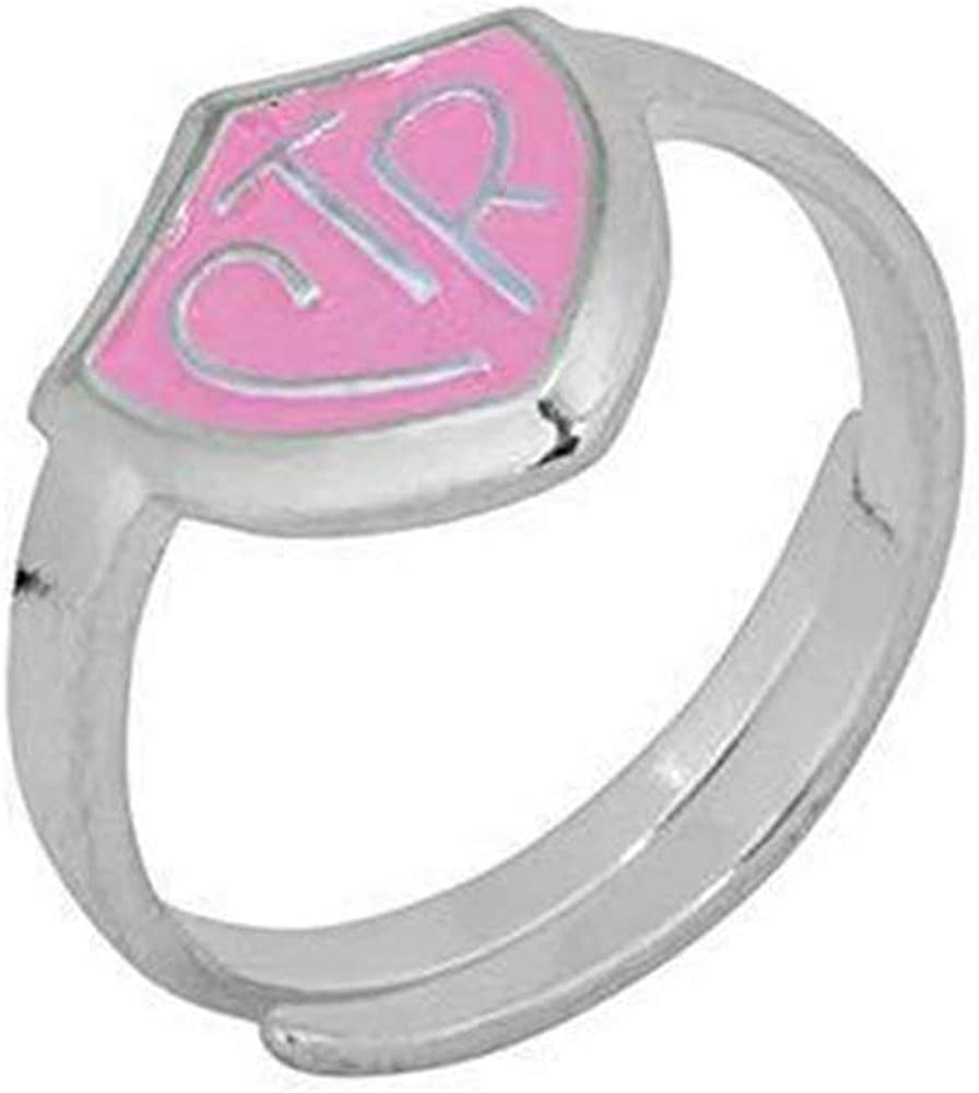 H14P Adjustable Pink CTR Ring 5 Pack Mormon LDS Unisex One Moment In Time