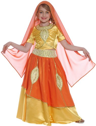 Generique - Déguisement Indienne Bollywood Enfant