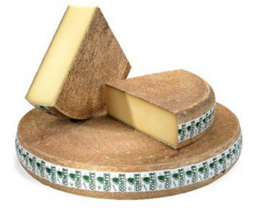 Comtè d'alpeggio A.O.C. 500g- formaggio artigianale Francese stagionato 30 mesi