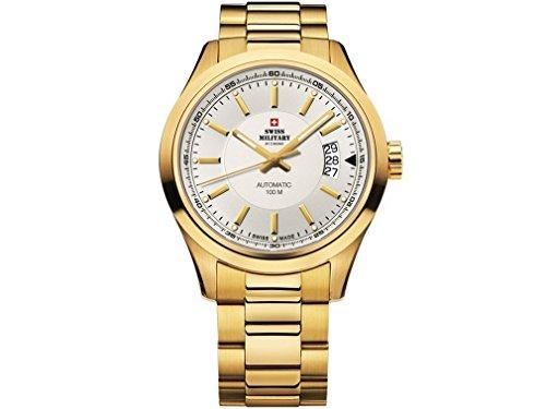 Swiss Military automática-reloj hombre 20056PL-2M / SMA30003.07