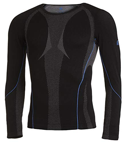 Medico Seamless heren sport Profi onderhemd Premium Silver & Fresh