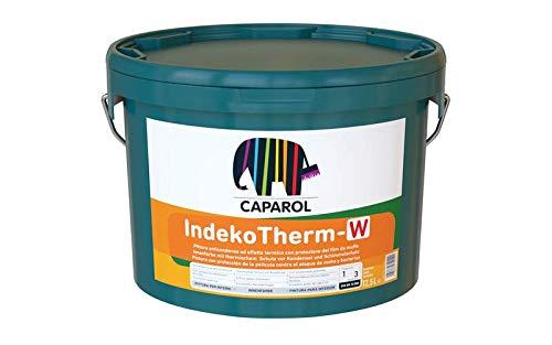 Caparol Indeko Therm W Pittura Lavabile Anticondensa Ad Effetto Termico Lt 12,5