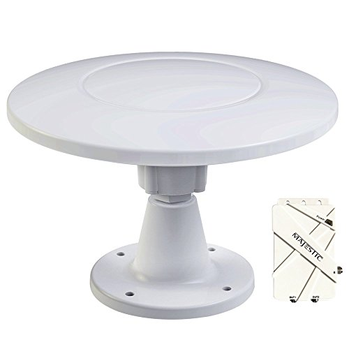 Majestic UFO X Marine TV Antenna