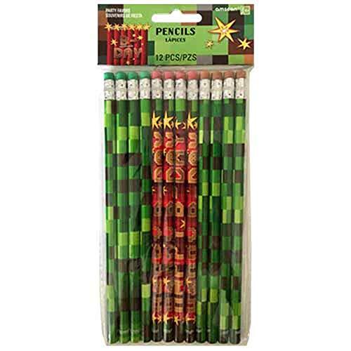 'TNT Party' Pencils / Favors (12ct)