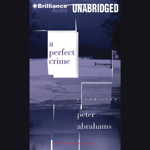 A Perfect Crime audiobook cover art