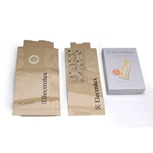 Electrolux Upright Aptitude Vacuum Cleaner 5 Dust Bags # EL204B-4