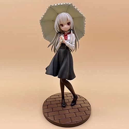 LJXGZY Figura de Anime Barrio Modelo Hecho a Mano Personaje de Anime Sophie crepusculo estatico Modelo de Escritorio coleccion decoracion Modelo Regalo de cumpleanos Estatua 25cm