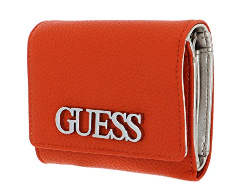 Guess Uptown Chic SLG Small Trifold Orange