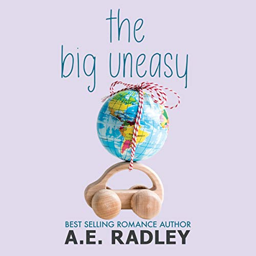 The Big Uneasy audiobook cover art