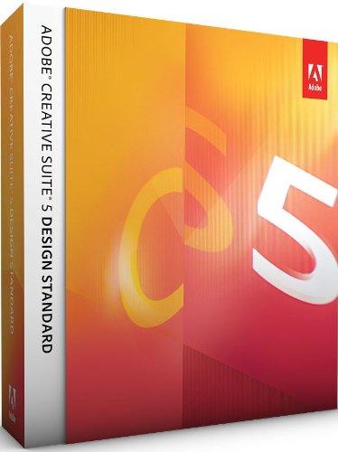 Adobe Creative Suite 5 Design Standard französisch MAC