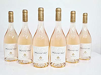 Whispering Angel 2019 Cotes de Provence Rose (case of 6x750ml)