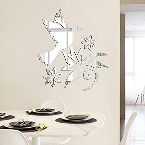 3D DIY Wall Stickers Decal Decoration Removable Wallpaper Vinyl Sticker for Home Living Room Bedroom Bathroom Kitchen Decoration Mural Stickers