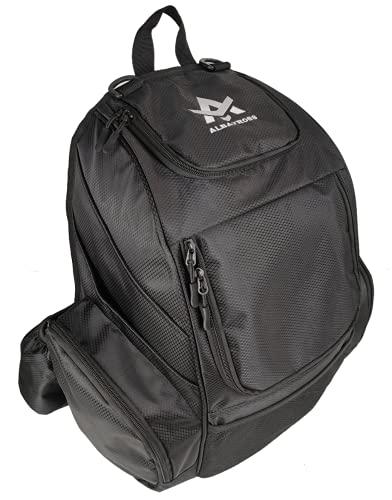 Birdi Disc Golf Albatross Bag Disc Golf Backpack Disc Golf Bag with Side Dual Coolers. Frisbee Disc Golf Bag. Holds 20-24 Discs