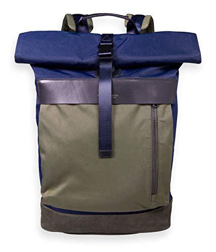 Scotch & Soda Canvas Backpack Combo A
