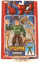 Marvel The Amazing Spider-Man Action Figure Sandman with Interchangeable Hands