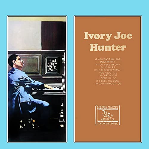 Ivory Joe Hunter & Memphis Slim