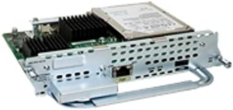 Cisco NME-WAE-502-K9 módulo conmutador de red Gigabit Ethernet - Módulo de conmutador de red (Gigabit Ethernet, 10,100,1000 Mbit/s, Cisco 2800 & 3800 Series ISR Cisco 2911, 2921, 2951, 3925 & 3945 ISR G2, 5 - 40 °C, -40 - 70 °C, 5 - 85%)