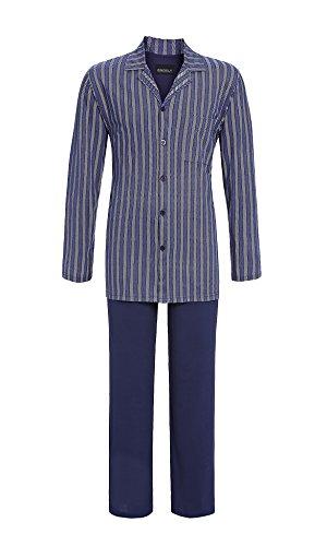 Ringella Herren Pyjama kobalt60 6441235