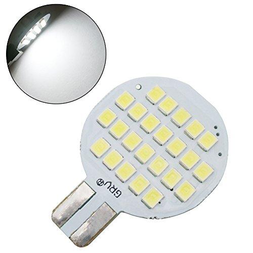 GRV - T10 921 194 24 3528 - Ampoule LED SMD - Lampe - Super lumineuse - 12 V, 28 V
