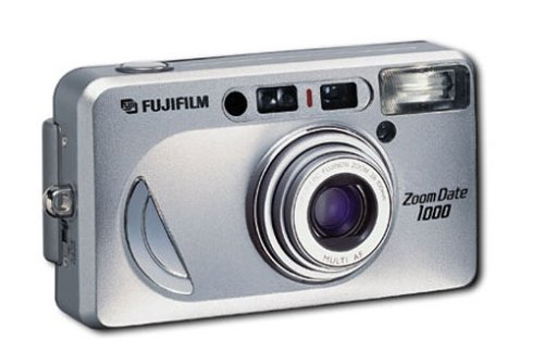 Fuji Zoom Date 1000 Kleinbildkamera