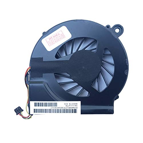 Lüfter/Kühler - Fan komaptibel für HP Pavilion g6-1022ee, g6-1048ex, g6-1080eg, G6-1B59CA, g6-1021se, g6-1048ee, G6-1141SG, G6-1B39WM, g6-1021eg, g6-1047sx, g6-1140sg, G6-1A75DX