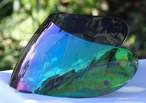Viseira AGV K3 K4 / Street 8 Qualidade original Importada Camaleão com tratamento Anti-risco