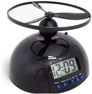 Carejoy フライングアラームクロック 空飛ぶ目覚まし時計 時計おもちゃ
