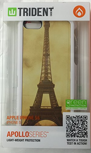 Trident Case Apollo Series for iPhone 5S - Eiffel Tower