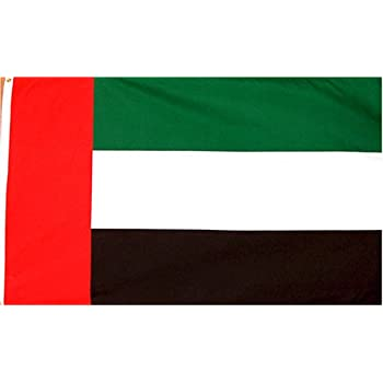 Amazon Com United Arab Emirates Flag New 3 X 5 Uae Dubai Banner