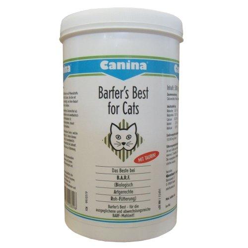 Canina Barfer's Best für Katzen - 500 g
