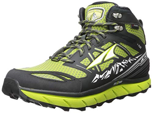 ALTRA Men's Lone Peak 3.0 Mid Neo Running Shoes (11.5 D(M) US, Lime)