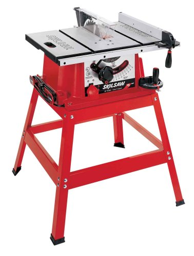 SKIL 3400-08 15 Amp 10-Inch Table Saw with Stand
