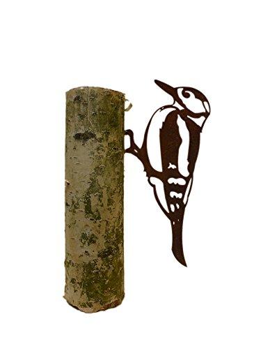 ARTTEC Design Vogel Buntspecht (Rostdeko)